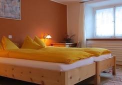 ガストハウス & ホテル ベルニナホース - ポントレジナ - 寝室