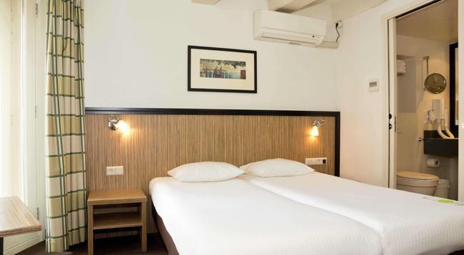 アベニュー ホテル - アムステルダム - 寝室
