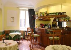 ホテル ジーリオ デロペラ - ローマ - バー