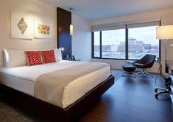 The Alexander Hotel - インディアナポリス - 寝室