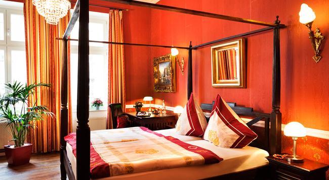 ホーニッヒモント ブティックホテル - ベルリン - 寝室