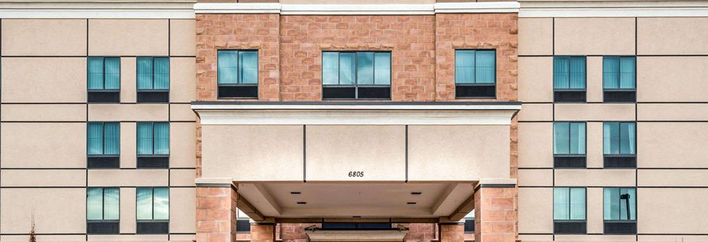 ベイモント イン アンド スイーツ デンバー インターナショナル エアポート - デンバー - 建物