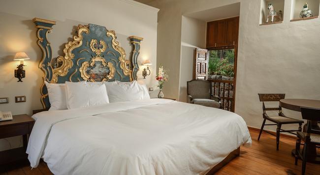 Palacio Manco Capac by Ananay Hotels - クスコ - 寝室