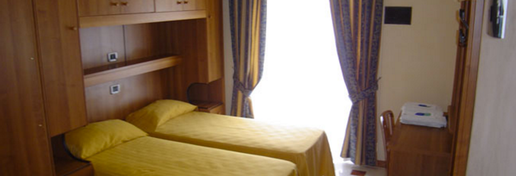 ホテル マリ 2 - ローマ - 寝室