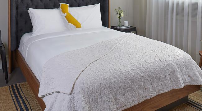 ホテル G サンフランシスコ - サンフランシスコ - 寝室