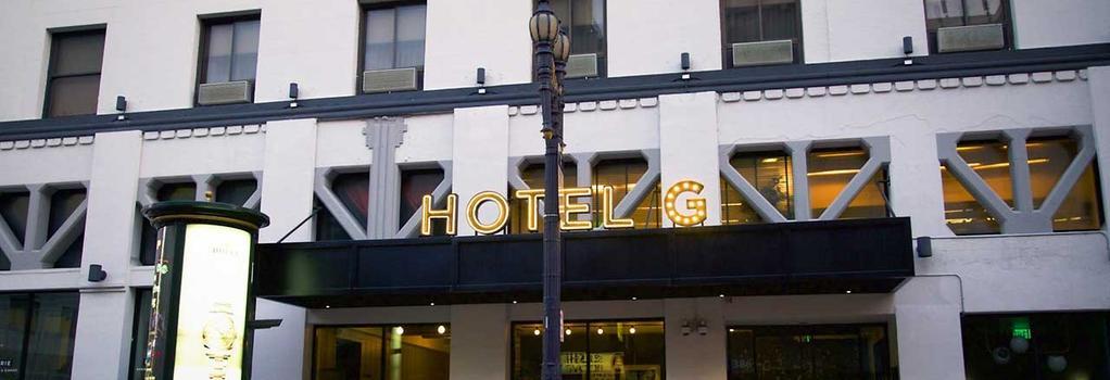 ホテル G サンフランシスコ - サンフランシスコ - 建物