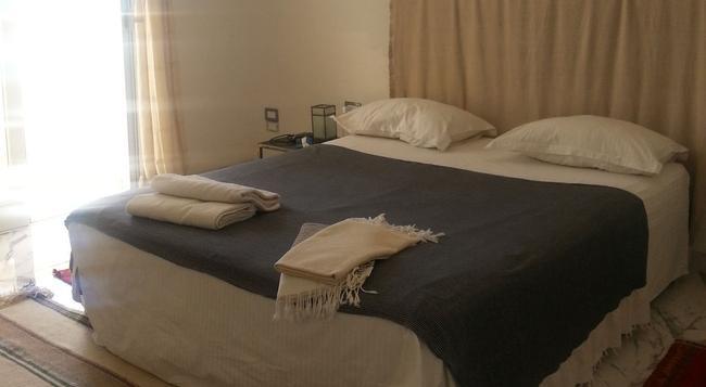 Dar El-Màa - チュニス - 寝室