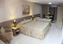 Amuarama Hotel - フォルタレザ - 寝室