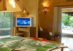 ザ ラロトンガン ビーチ リゾート & スパ - ラトロンガ島 - 寝室