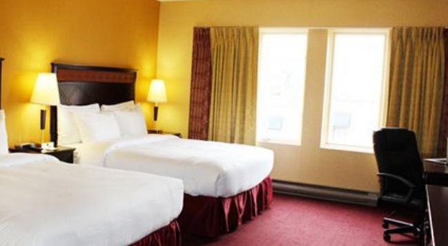 クオリティ ホテル & スイーツ ダウンタウン - モントリオール - 寝室