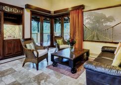 Sleeping Giant Rainforest Lodge - Belmopan - 寝室