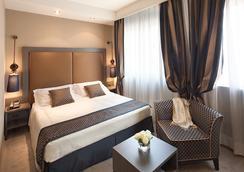 ホテル モーツァルト - ミラノ - 寝室
