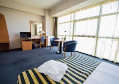 Hotel Class - ブカレスト - 寝室