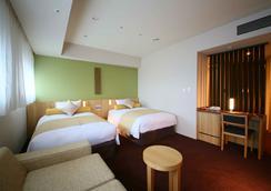 ホテルグレイスリー新宿 - 東京 - 寝室