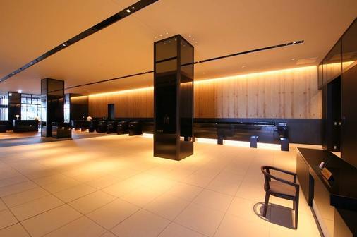 ホテルグレイスリー新宿 - 東京 - ロビー