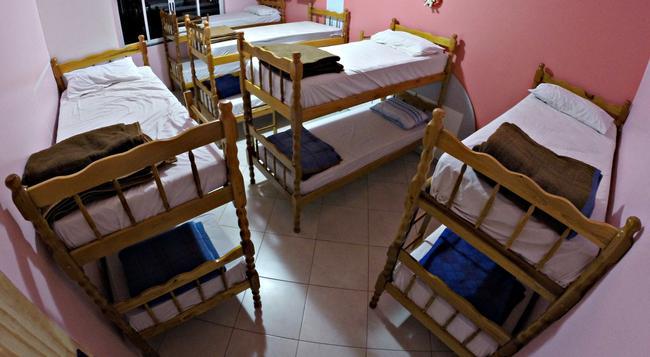 Hostel Saint Patricks - フォス・ド・イグアス - 寝室