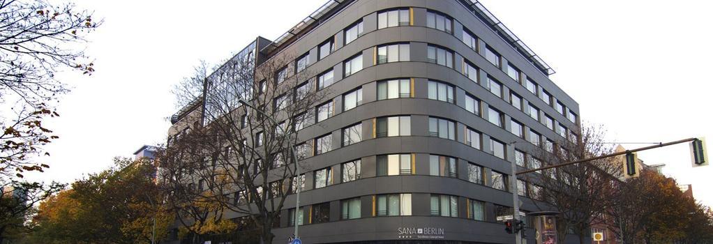 サナ ベルリン ホテル - ベルリン - 建物