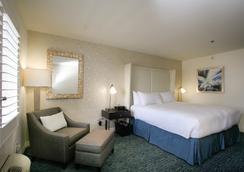 オーシャン ビュー ホテル - サンタモニカ - 寝室