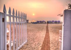 Estrela Do Mar Beach Resort - カラングート - ビーチ