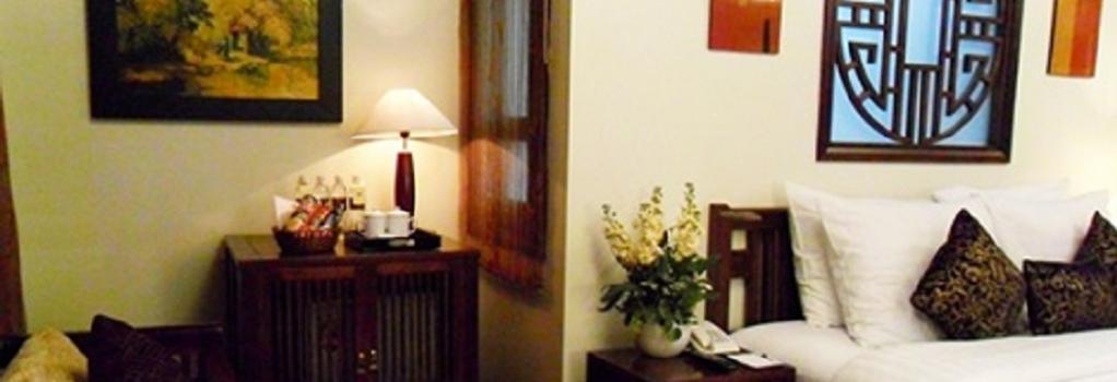 ゴールデン ロータス ホテル - ハノイ - 寝室