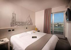 B&B ホテル フィレンツェ シティ センター - フィレンツェ - 寝室