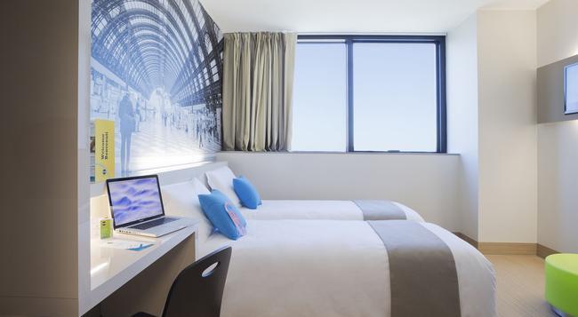B&B ホテル フィレンツェ ノヴォリ - フィレンツェ - 寝室