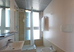 B&B ホテル フィレンツェ ヌオーヴォ パラッツォ ディ ジウスティツィア - フィレンツェ - 浴室