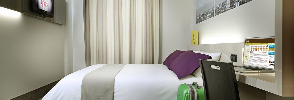 B&B ホテル トリノ - トリノ - 寝室