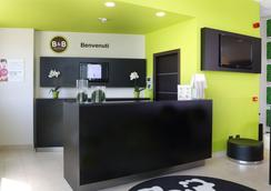 B&B ホテル トリノ - トリノ - ラウンジ