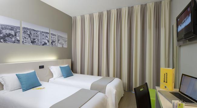 B&B ホテル ヴェローナ スッド - ヴェローナ - 寝室