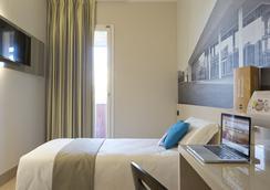 B&B ホテル ベルガモ - ベルガモ - 寝室