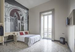 B&B ホテル ナポリ - ナポリ - 寝室