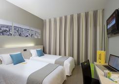 B&B Hotel Trieste - トリエステ - 寝室