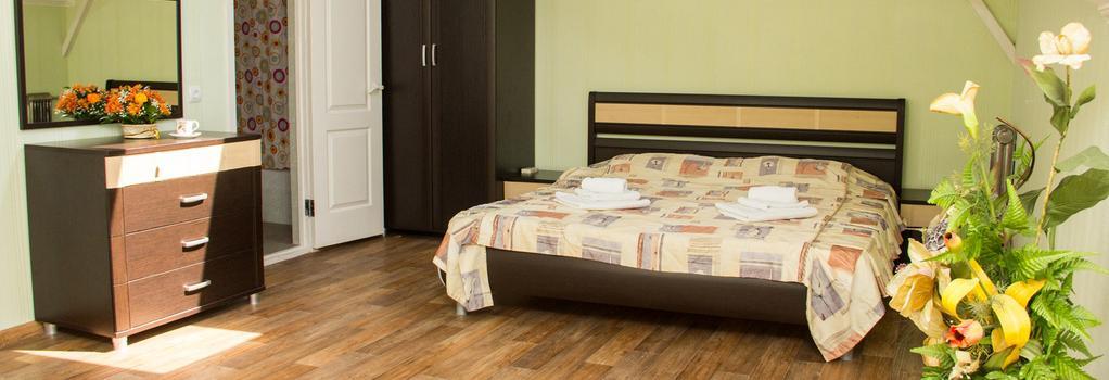 Kontinent Hotel - アナパ - 寝室