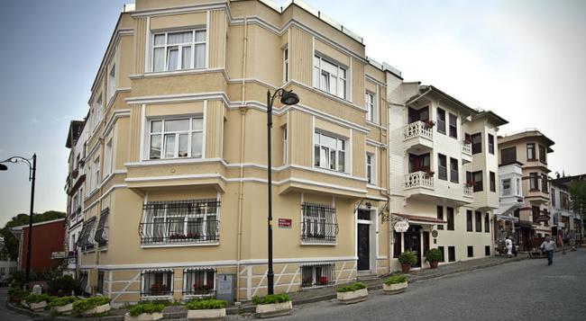 ホテル サリ コナック - イスタンブール - 建物