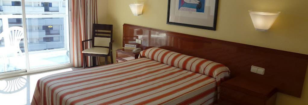 Hotel Los Patos Park - Benalmádena - 寝室
