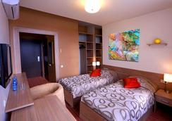 Sheddok Hotel - Ivanovo (Ivanovo) - 寝室