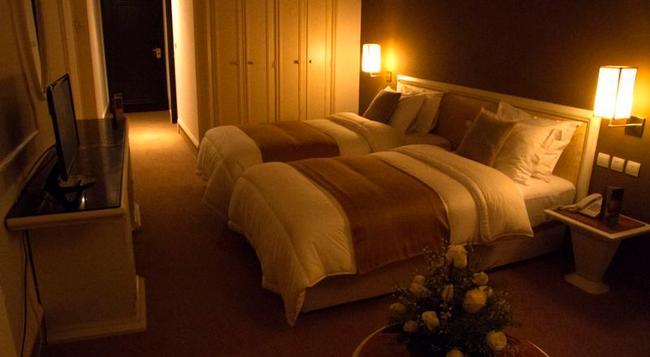 Hotel Nassim - マラケシュ - 寝室