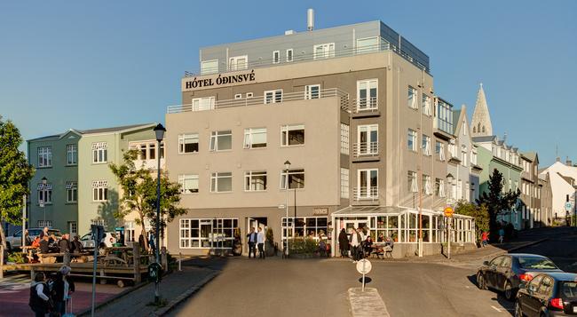 ホテル オディンスヴェ - レイキャヴィク - 建物