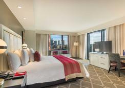 ホテル コモンウェルス - ボストン - 寝室