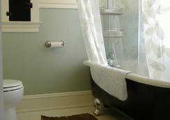 Bluebird Guesthouse - ポートランド - 浴室