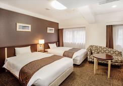 ホテル法華クラブ福岡 - 福岡市 - 寝室
