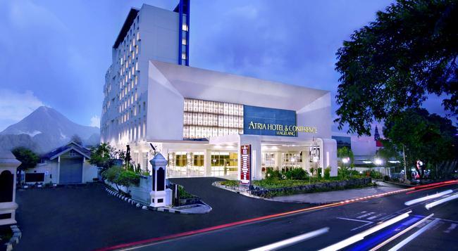 アトリア ホテル マゲラン - Magelang - 建物