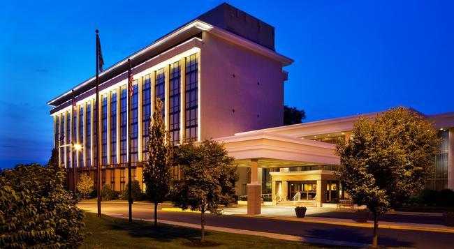 The Hotel ML - Mount Laurel - 建物