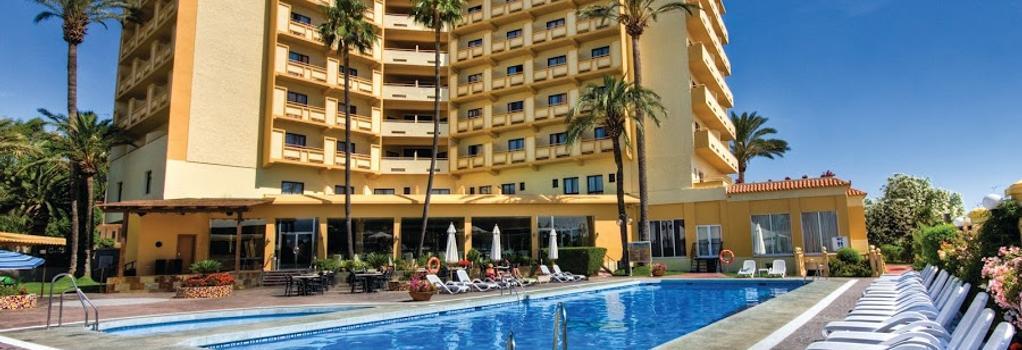 Hotel Royal Costa - トレモリノス - 建物