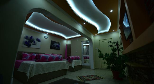 Eren Hotel - Izmit - 寝室