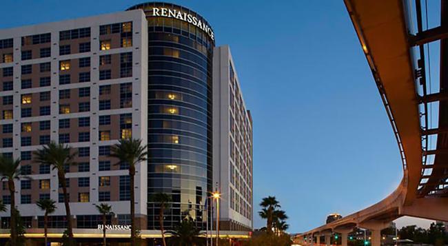 ルネッサンス ラスベガス ホテル - ラスベガス - 建物