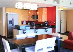 Suites at Elara Las Vegas Strip (No Resort Fees) - ラスベガス - キッチン