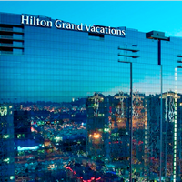 Suites at Elara Hilton Grand Vacations Club Exterior