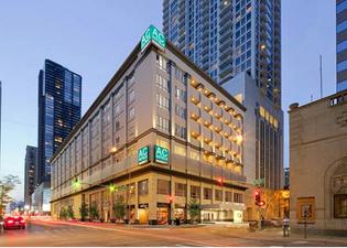 AC ホテル シカゴ ダウンタウン バイ マリオット ア マリオット ラグジュアリー&ライフスタイル ホテル